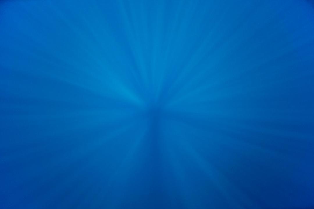 Deep water | Freediving | Caribbean Sea